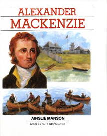 Alexander MacKenzie cover